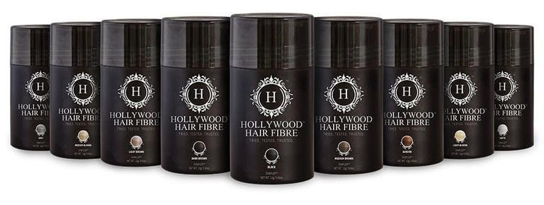 Hollywood Hair Fibre Easy Hair Loss Treatment