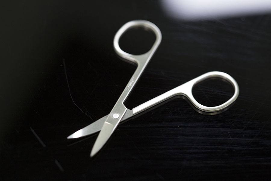 Stainless steel tools for you manicure and pedicure needs