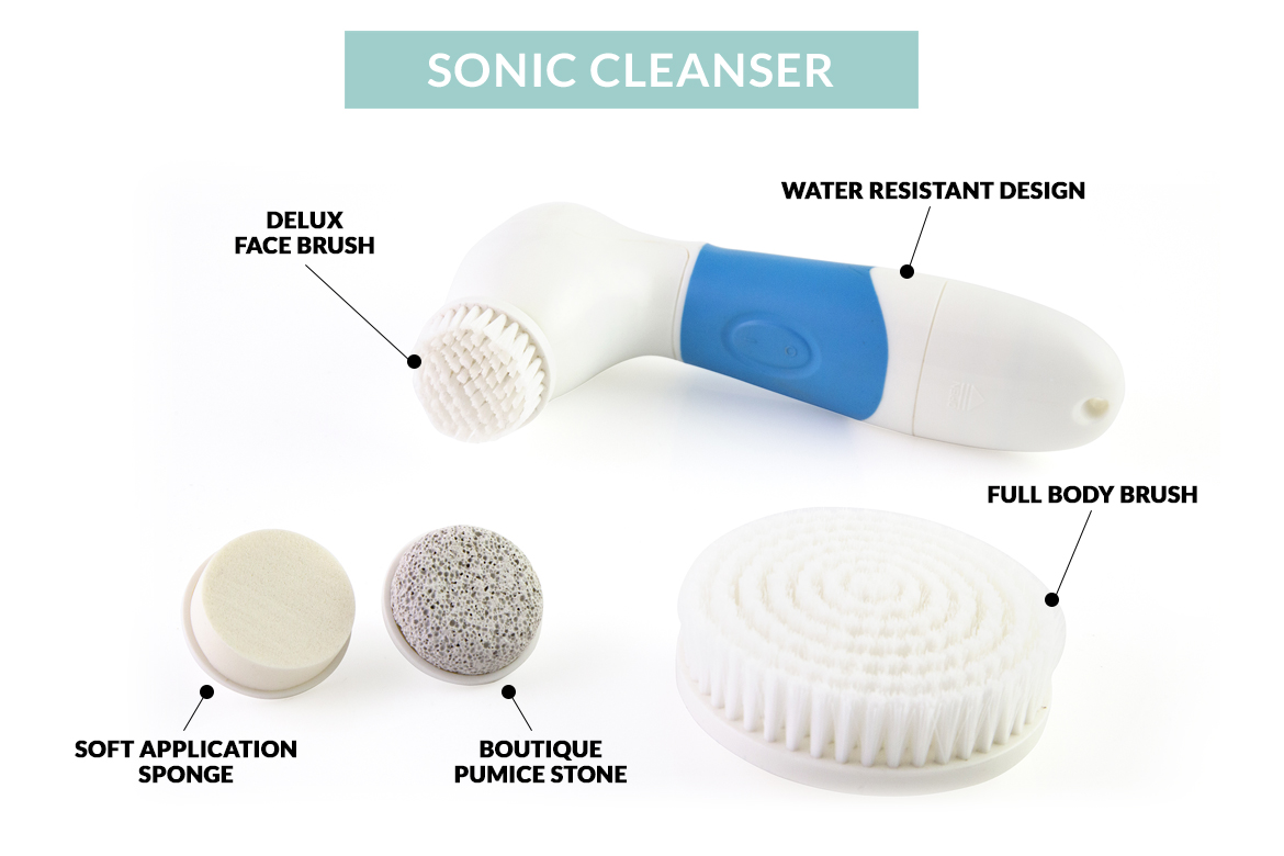 Sympler Sonic Cleanse