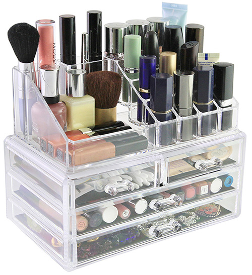Sympler Storage Display Acrylic Beauty